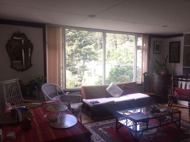 Habitación cama semidoble baño priv - Богота - Дом на колесах