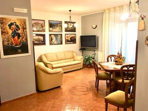 Vacanze in relax vicino Palinuro, a San Severino