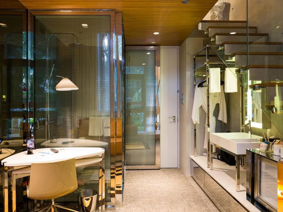Philippe Starck Designed Room