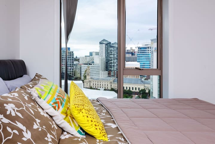 Cosy apartment in the heart of Auckland CBD