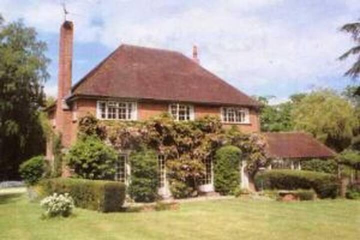 Meadow House, single room