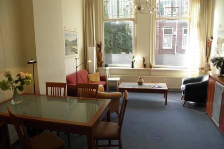 Cosy semi appartment, in excellent neighbourhood - Den Haag
