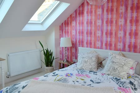 Beautiful double room in Victorian house