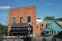 Newly Renovated Kerrytown/Downtown Location (#2)