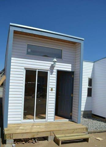 Cabañas nuevas para 2 a 3 personas - El Quisco - Cottage