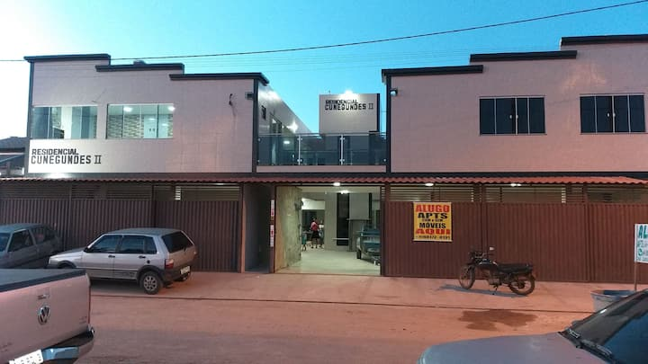 Residencial Cunegundes ll 17 aps