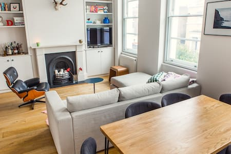 Period Apartment in East London - Londres