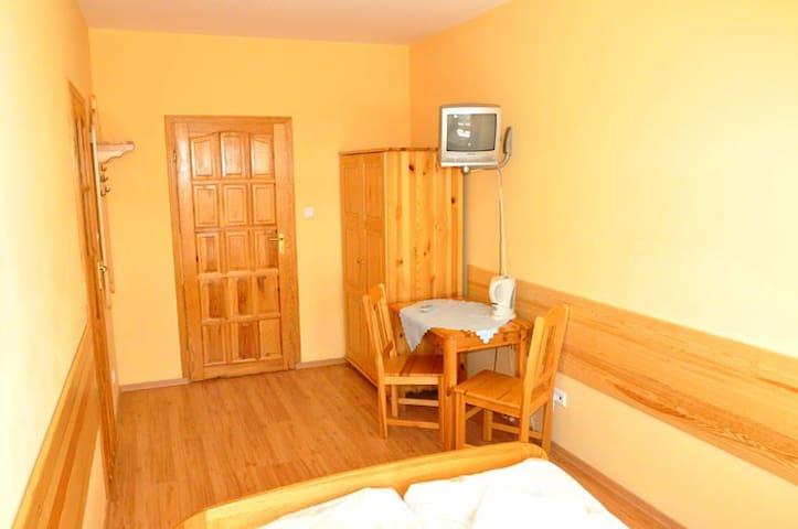 Pokój 2-osobowy blisko plaży w Karw - Karwia