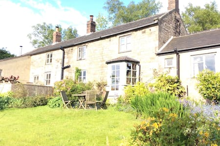 Double room, ensuite in farmhouse - Biddulph - Huis