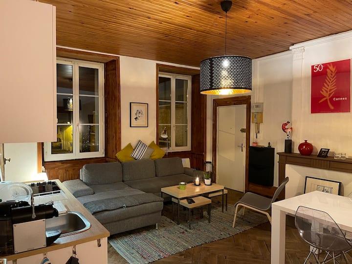 Bel appartement en plein centre de Montbrison