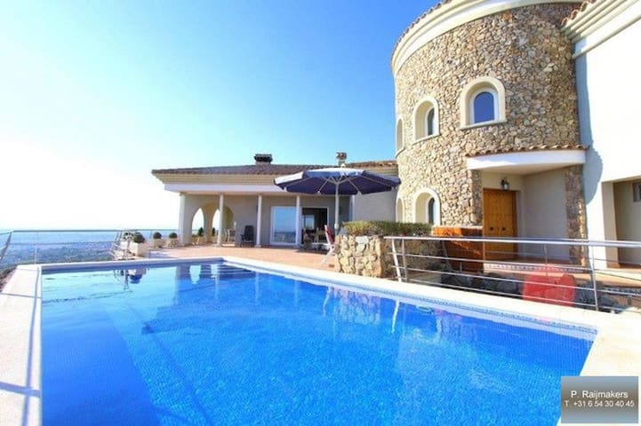 Luxurious villa in Rosas, Costa Brava - Palau-saverdera - Dom wakacyjny