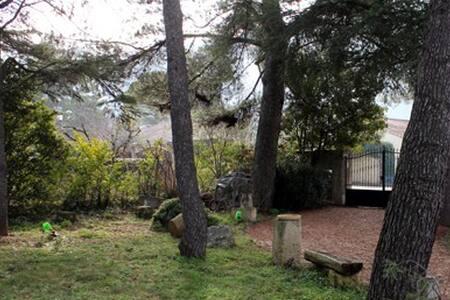 Charmante maison divisée au coeur du Luberon - Maubec