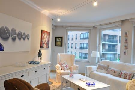 Gezellig en lichtrijk appartement - Knokke-Heist
