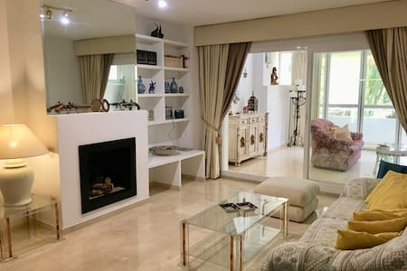 Charming sunny apartment close to the beach