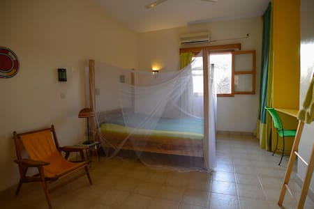 gastvrij en vriendelijke logeerplek op toplocatie - Bobo-Dioulasso