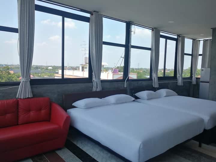 The loft residence ห้อง 400
