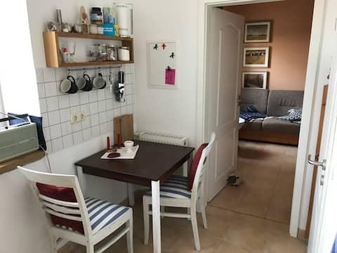 Appartement - parfait entre Rügen et Usedom