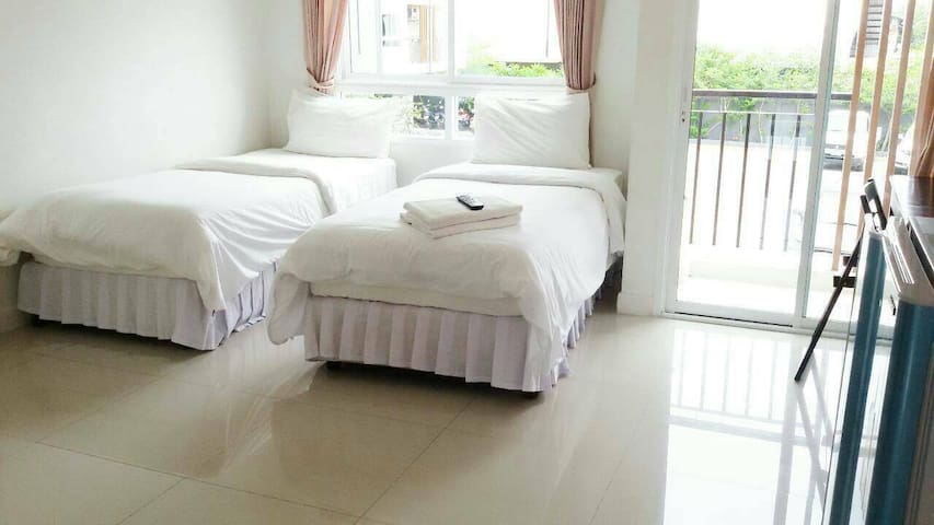 Abm Service Residence - Nakhon Ratchasima - Appartement