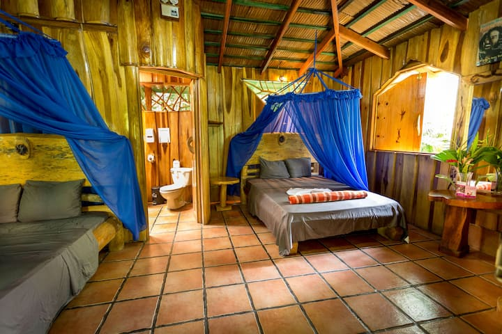2 Bed Tropical-style Bungalow at Hotel La Costa de Papito