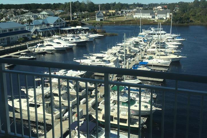 Harborgate Marina Waterway Condo