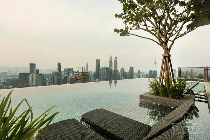 Presidential Suite with Wifi near KLCC