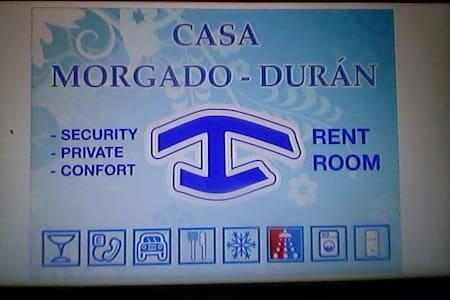 Casa Morgado-Durán - Baracoa - Huis