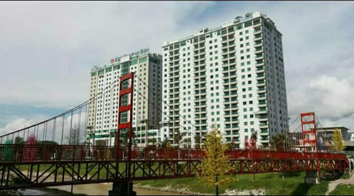 Kinta Riverfront Suites @ Hts homestay