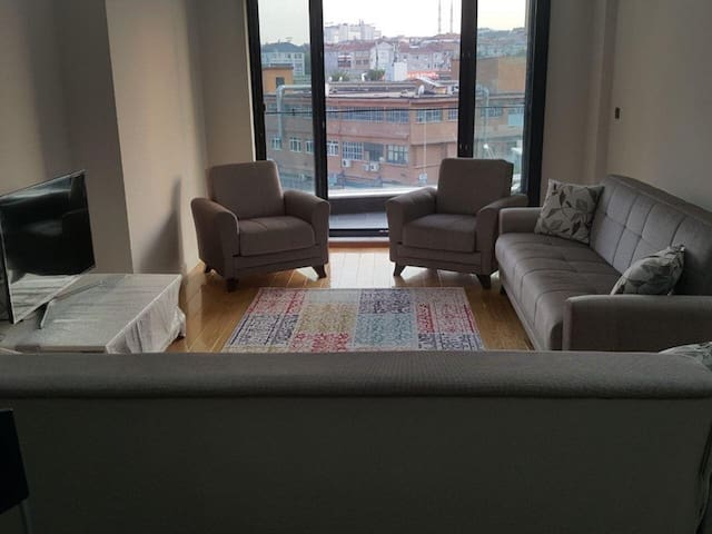 New Compound apartment (pool, playground, garden)