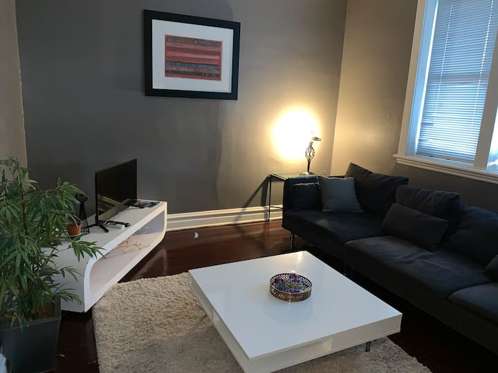 Downtown, Comfy and fully equipped !