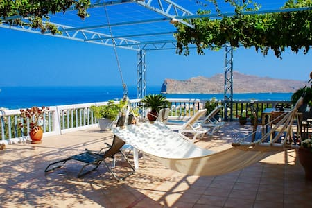 ♥Stunning view & privacy - Family Villa Theodosia♥