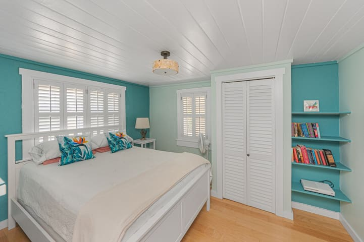 Bedroom 3-Ground floor.