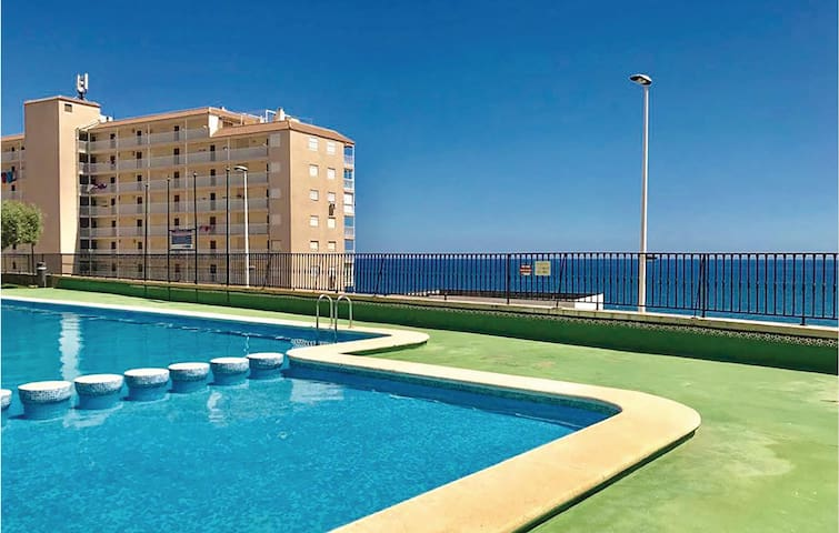 Holiday apartment with 1 bedroom on 38m² in Santa Pola