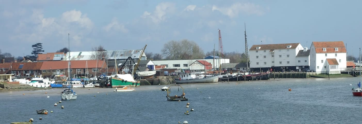 Mole End, Woodbridge, Suffolk - Woodbridge - Ev