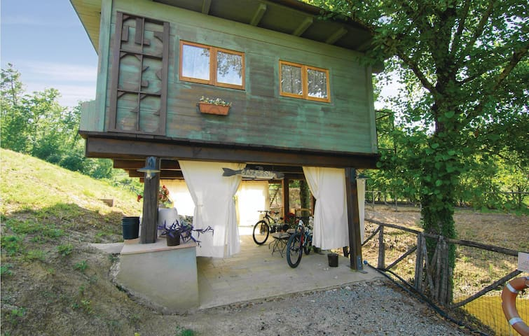 Holiday cottage with 1 room on 28m² in Serravalle Pistoiese