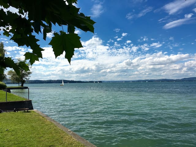 Paradise on Lake Constance