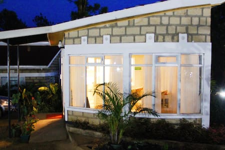 Serene Lodge just off Meru town