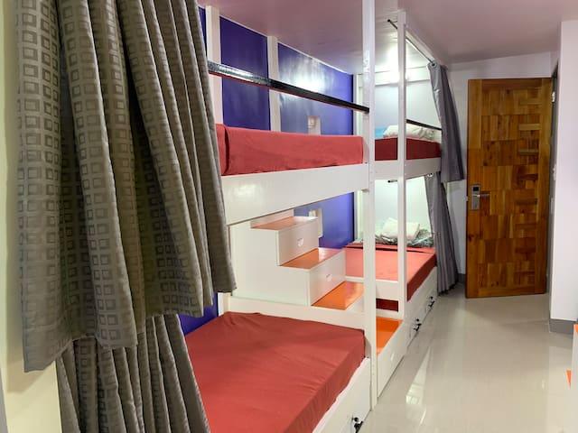 Beinte Singko de marso Budget Zen dorm room