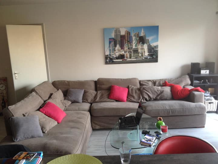 Modern & comfortable apartment