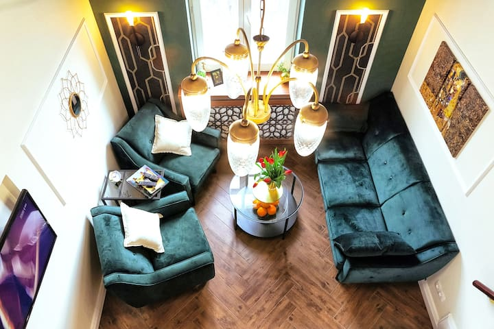 Way2Stay Old Town Apartament Emerald