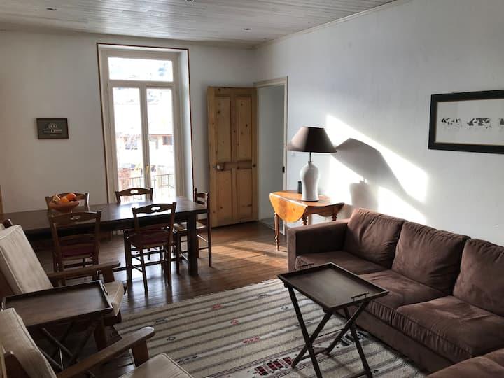 Appartement de charme à proximité des remontées