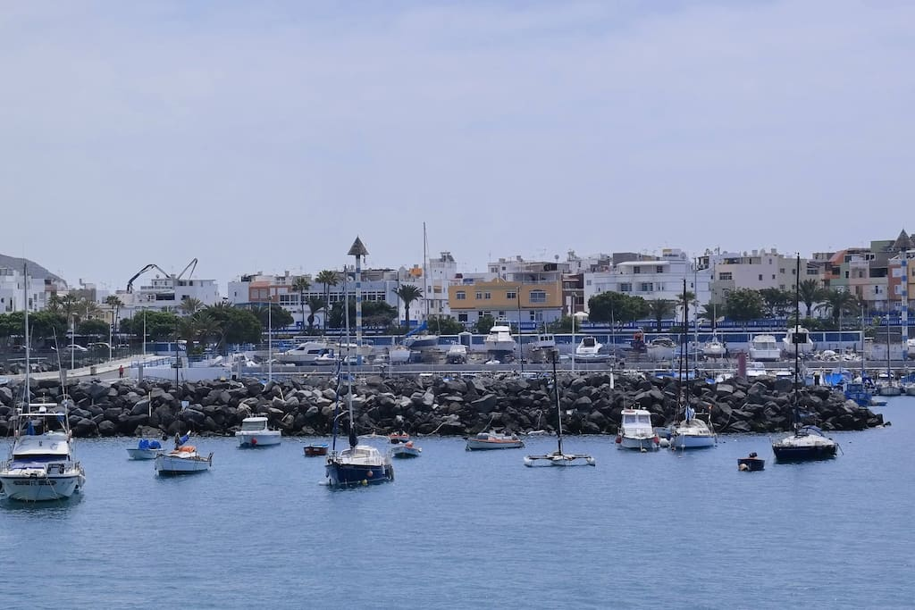 Puerto Arguineguín / Port Arguineguín