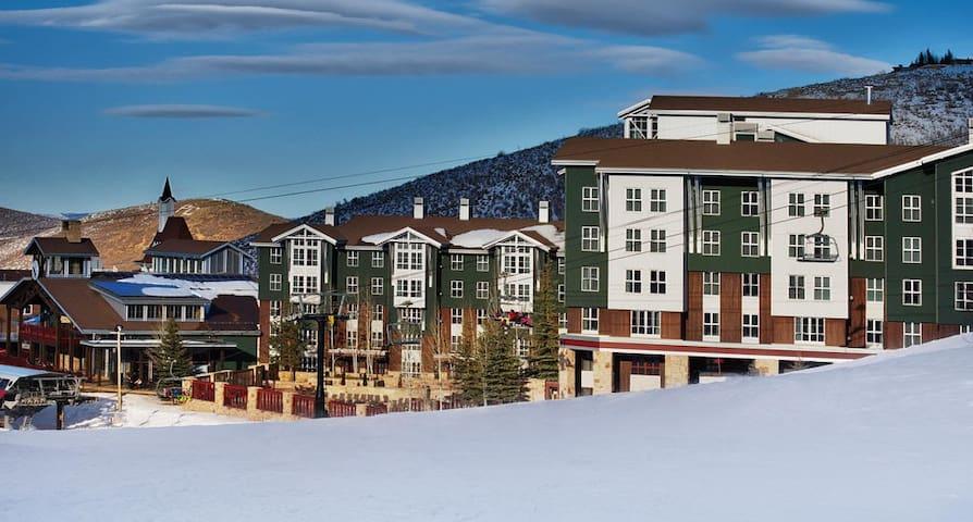 Mariott Mountainside Park City Resort