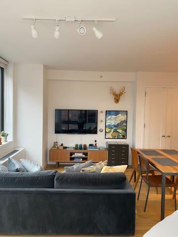 New York Upper West Central Park Studio