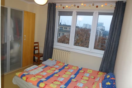 Cozy and quite room 10 min away from city center - Cracovie