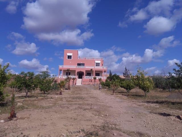 Villa Maroc  Aït Hadi