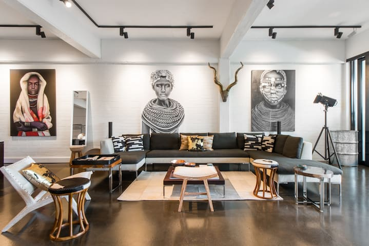 Architecturally Designed Apartment with Custom-Made Finishes