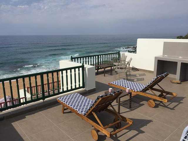 Luxury beachfront accommodation - Dolphin Coast - Pis