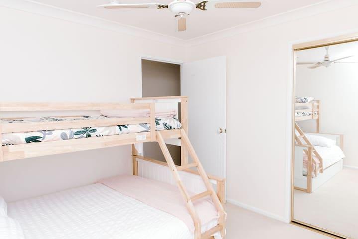 Bedroom 5 - Double Bunk