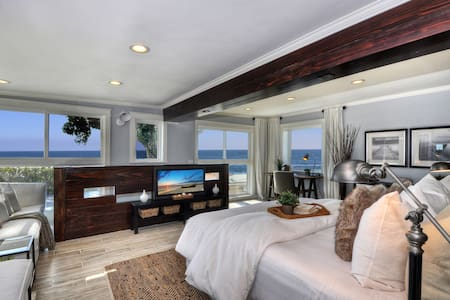 Villa Laguna -- ocean views, walkable, and new - Laguna Beach