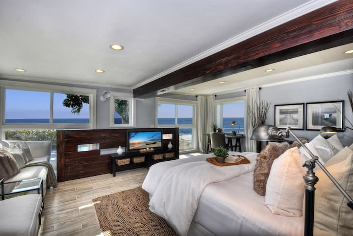 Villa Laguna -- ocean views, walkable, and new
